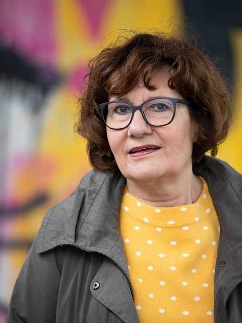 Ulla Höbler   Bürgerschaft Kupferdreh e.V.
