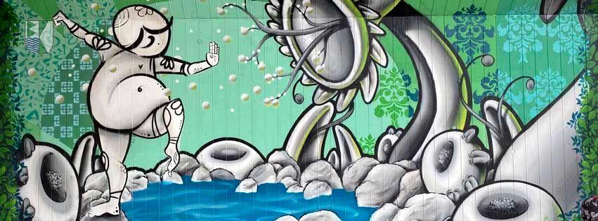Projekt [URBAN ART in Essen Kupferdreh] - [URBAN