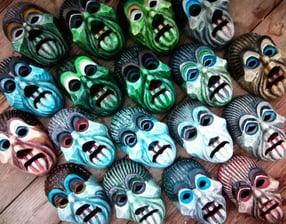 Die Sondermaske  | N .V . Haidachgeister e.V. Kressbronn