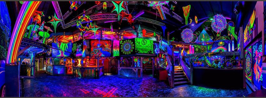 PsyTrance:PsychedelicGOA-Trance and faster stuff