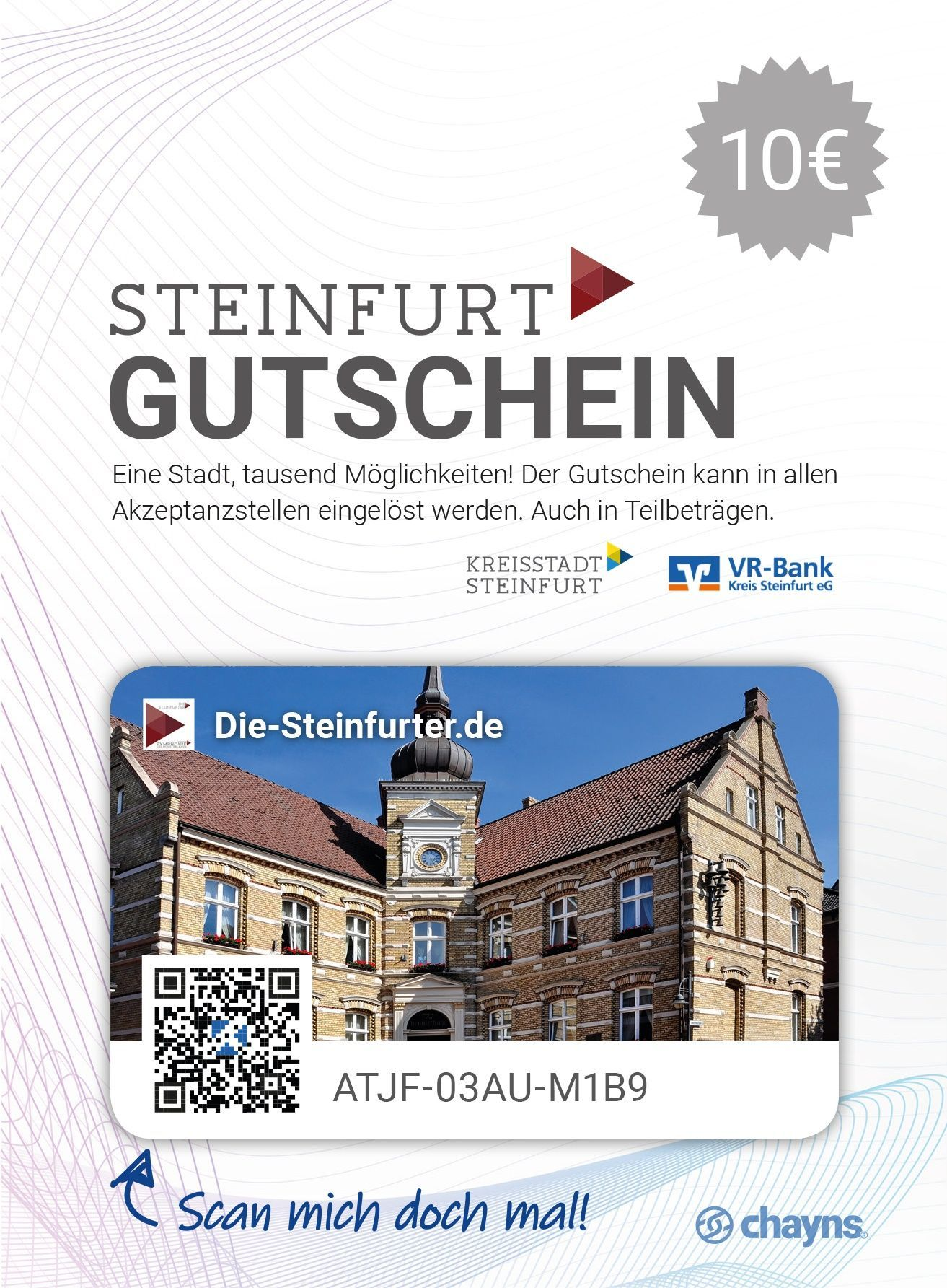 Willkommen bei DIE STEINFURTER | Die Steinfurter