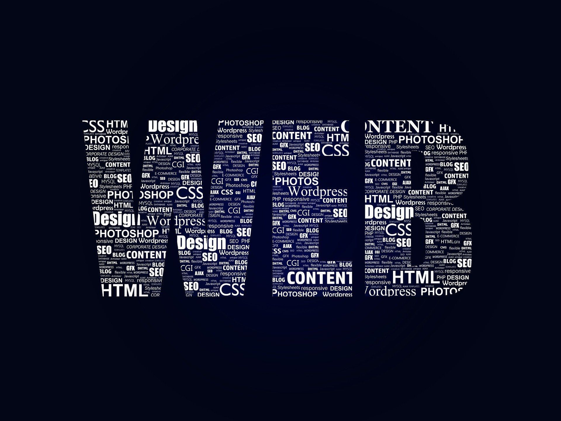 Webdesign - Homepagegestaltung