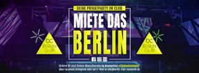 Rent a Club | Berlin Club