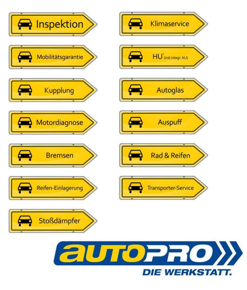 Perfekter Service rund um Ihr Fahrzeug -