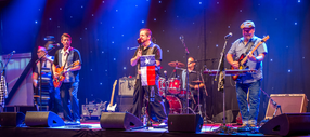 Aktuell | The Rubbernecks - Rockin'Country Showband from Switzerland