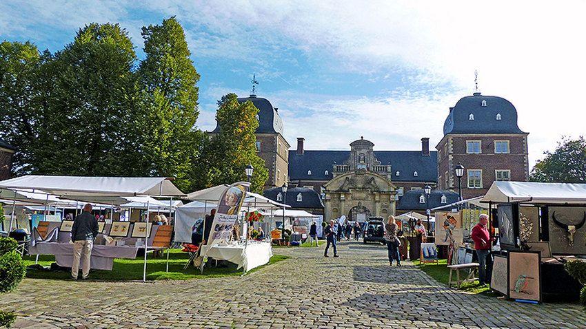 Kunst am Schloss 2021 | ahaus.app