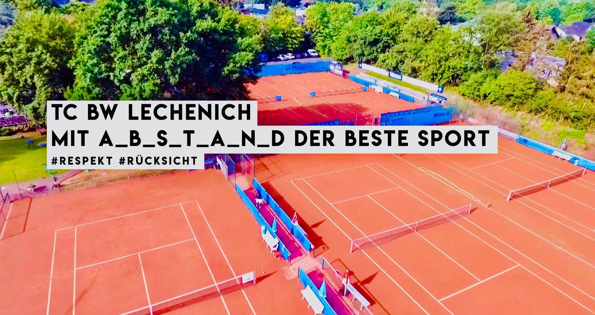 TCL Training | TC Blau-Weiß Lechenich e.V.