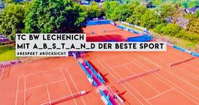 Check-In (Corona) | TC Blau-Weiß Lechenich e.V.