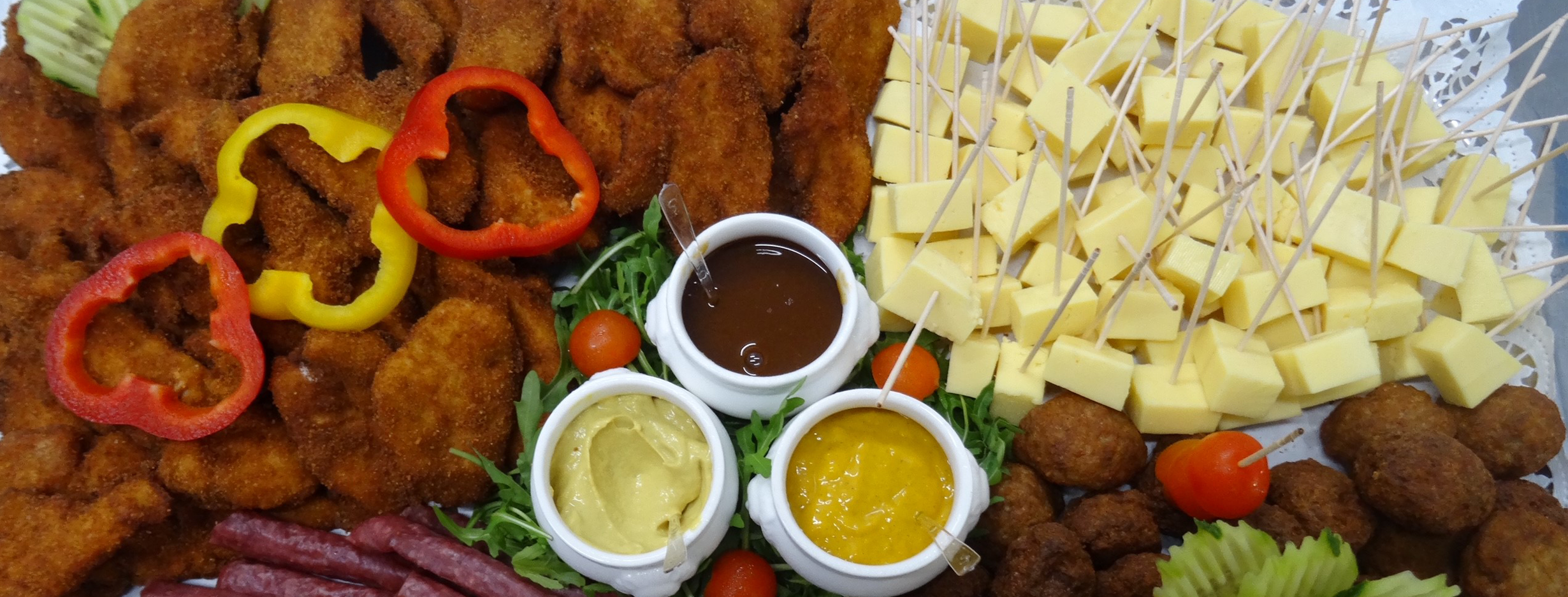 Familie Steverding macht Feiern zum kulinarischen