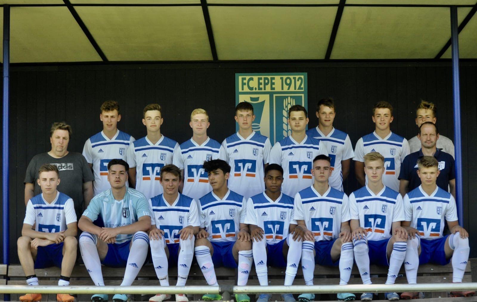 Jugendabteilung - Junioren | FC Epe 1912 e.V.