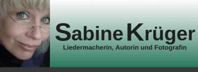 Über mich | Sabine Krüger