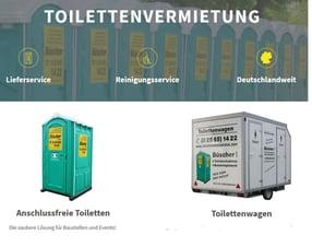 Start - Home | Toilettenvermietung