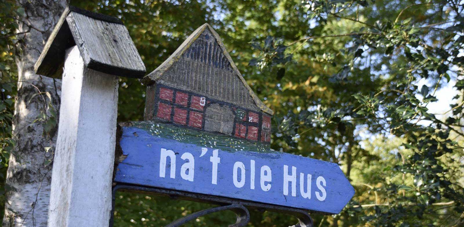 Anreise | Dat Ole Hus
