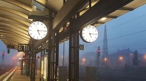 Impressum | Störungen im Bahnverkehr