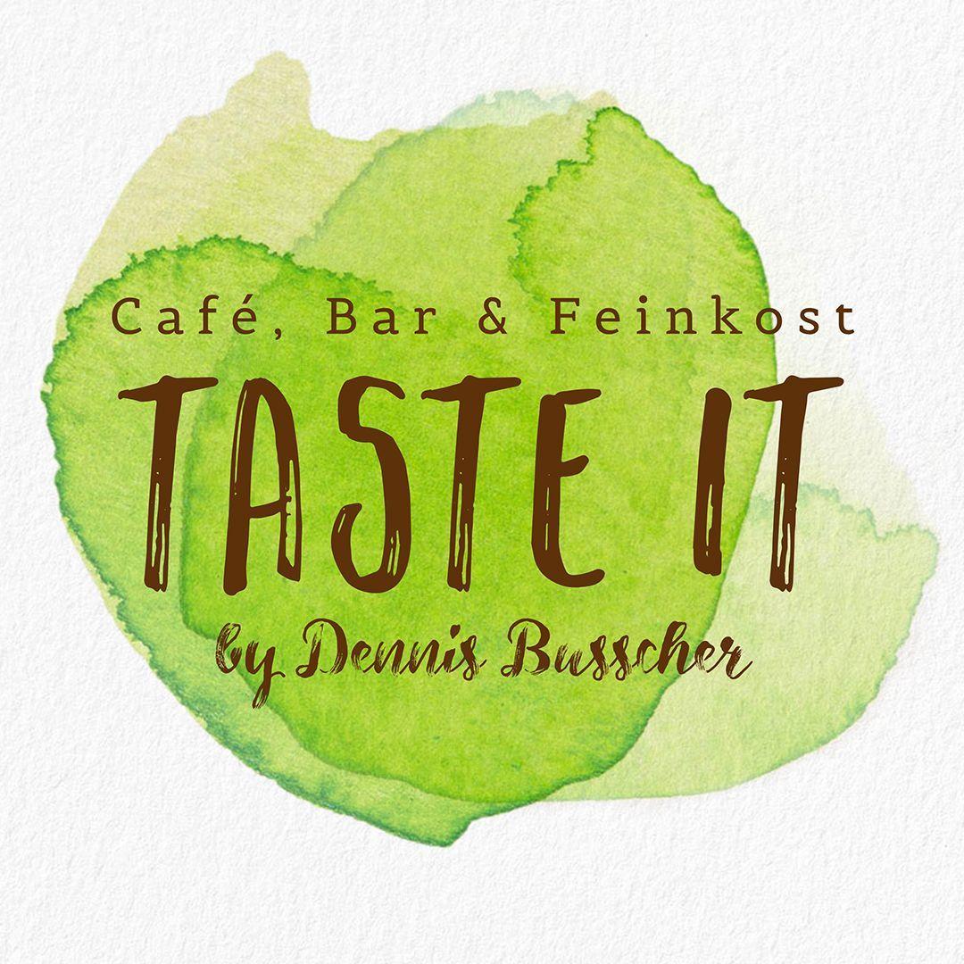 """Café, Bar & Feinkost """"Taste It"""" - TASTE IT"""