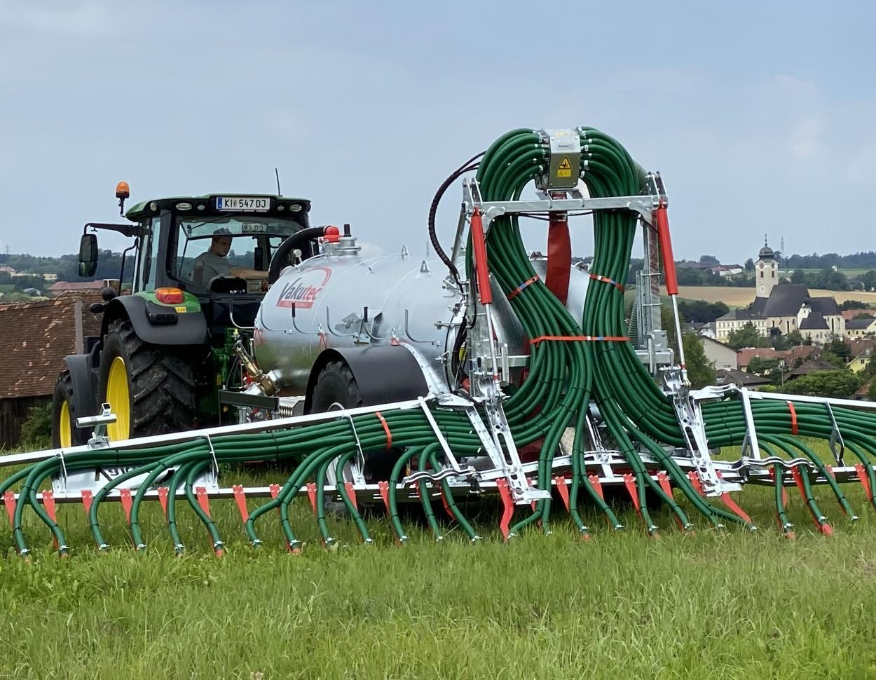 Aktuell | guelle.app | Precision Farming light!