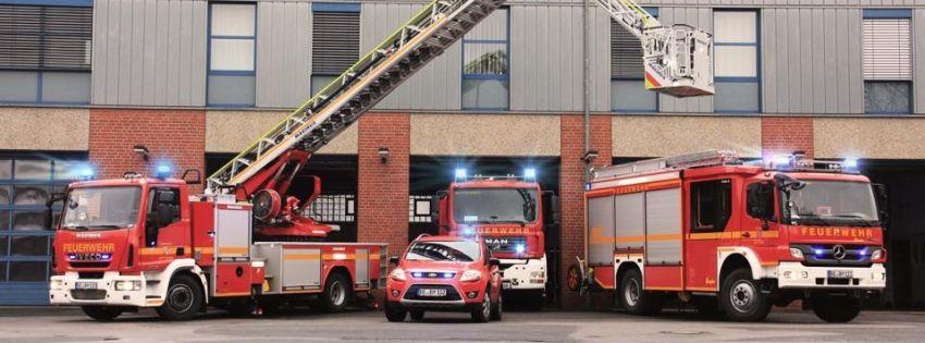 Feuerwehr Beckum - Freiwillige Kräfte