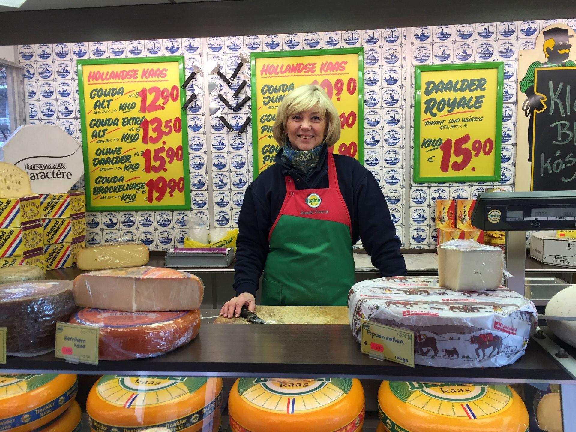 Marktfrisch auf den Tisch - Wochenmärkte
