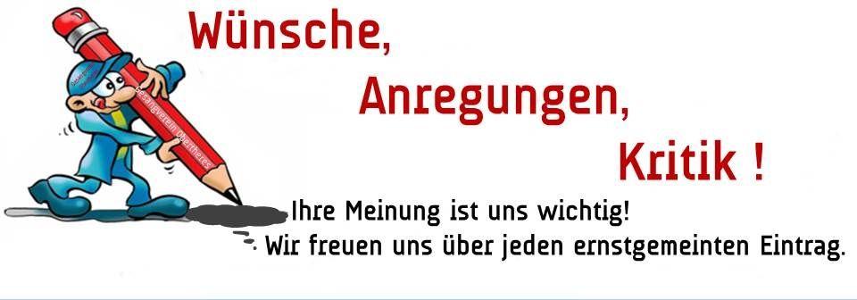 Gästebuch - Feedback   Gesangverein Obertheres