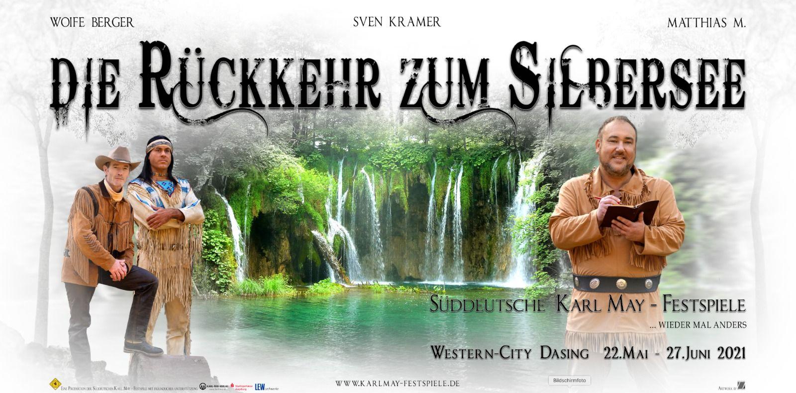 Die Rückkehr zum Silbersee - Inszenierung