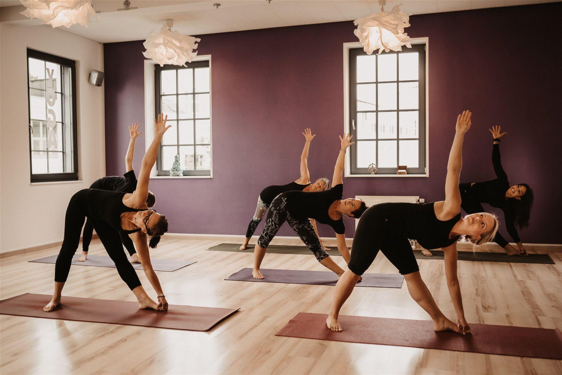 Willkommen! | Yoga Raum Wipp