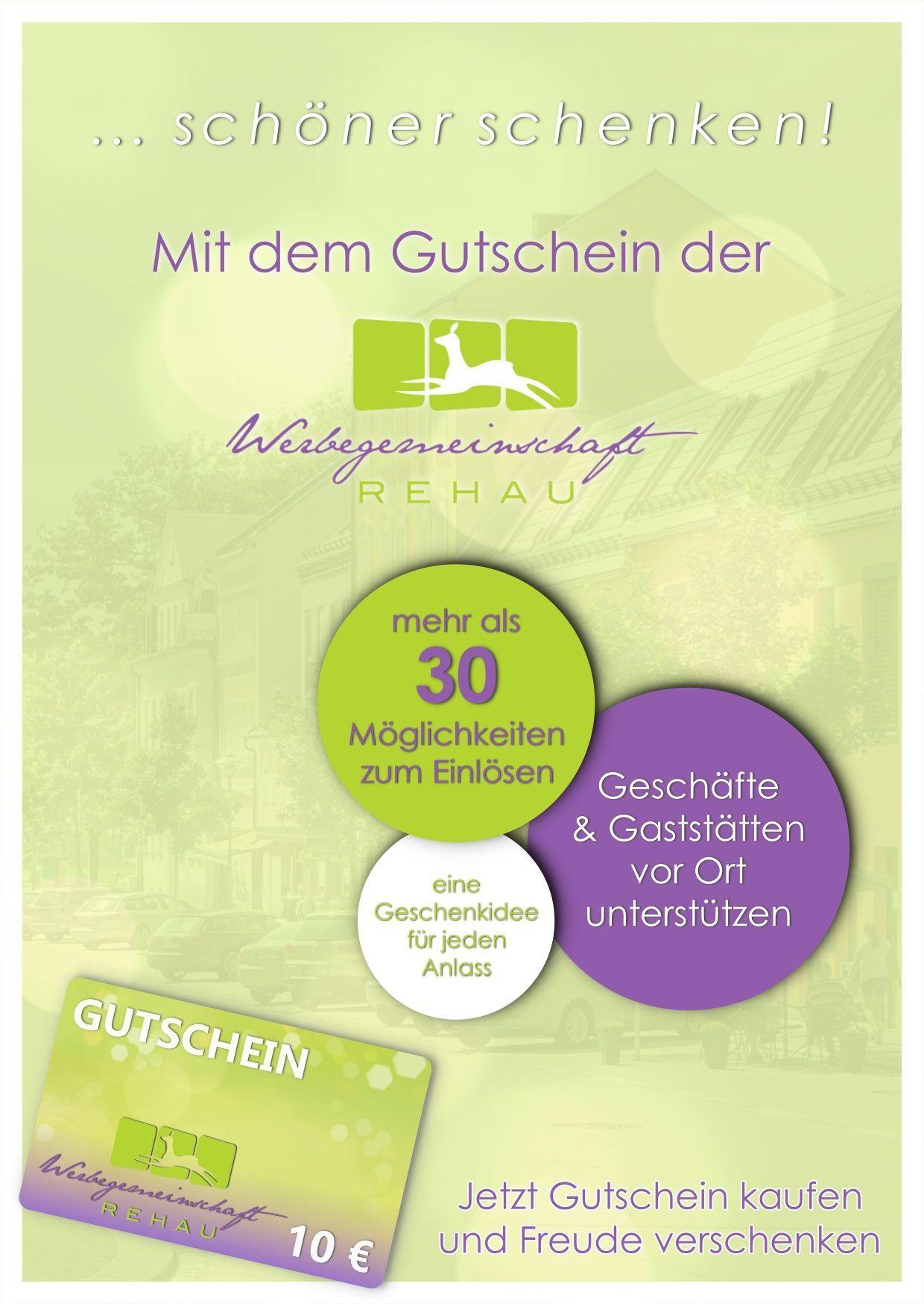Hubertus Apotheke - Gutschein-Annahmestellen: