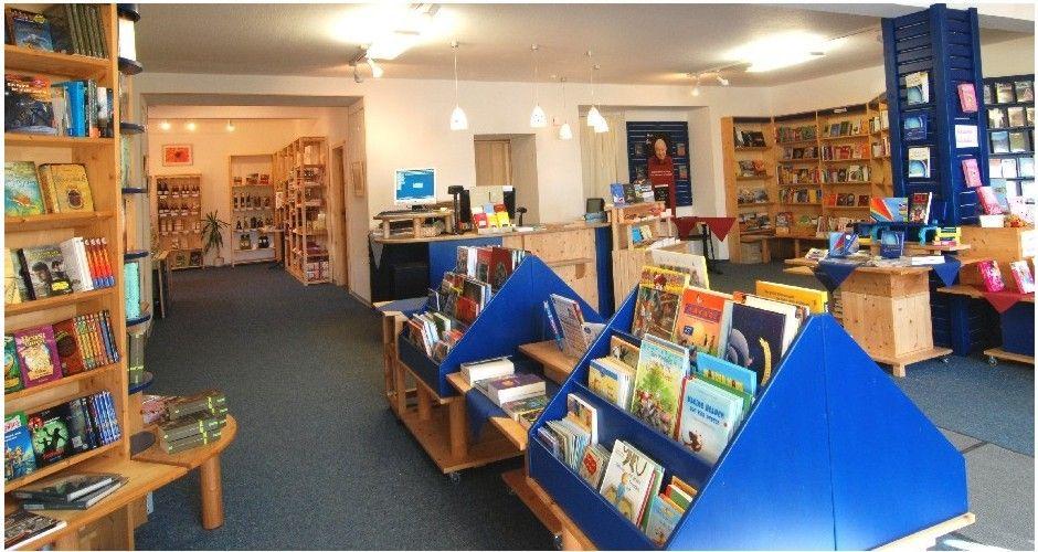 Buchhandlung | Werbegemeinschaft Rehau