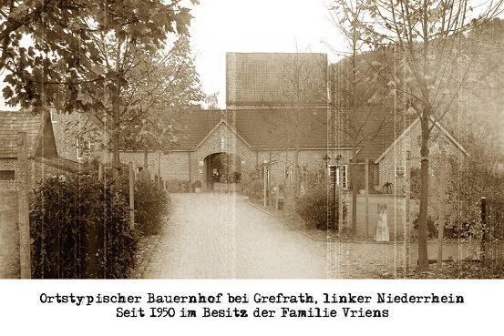 Geschichte Haus Milbeck | Haus Milbeck
