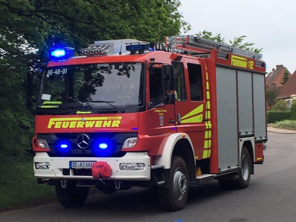 HLF 20/16 - Hilfeleistungslöschgruppenfahrzeug