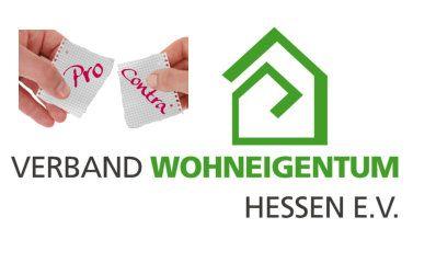 Argumente - Pro & Contra   Verband Wohneigentum