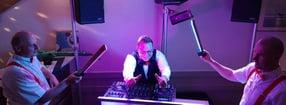 Einrichtung | DJ Ecky jr. EventDJ HochzeitsDJ
