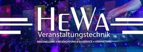 Leistungen | HEWA Veranstaltungstechnik