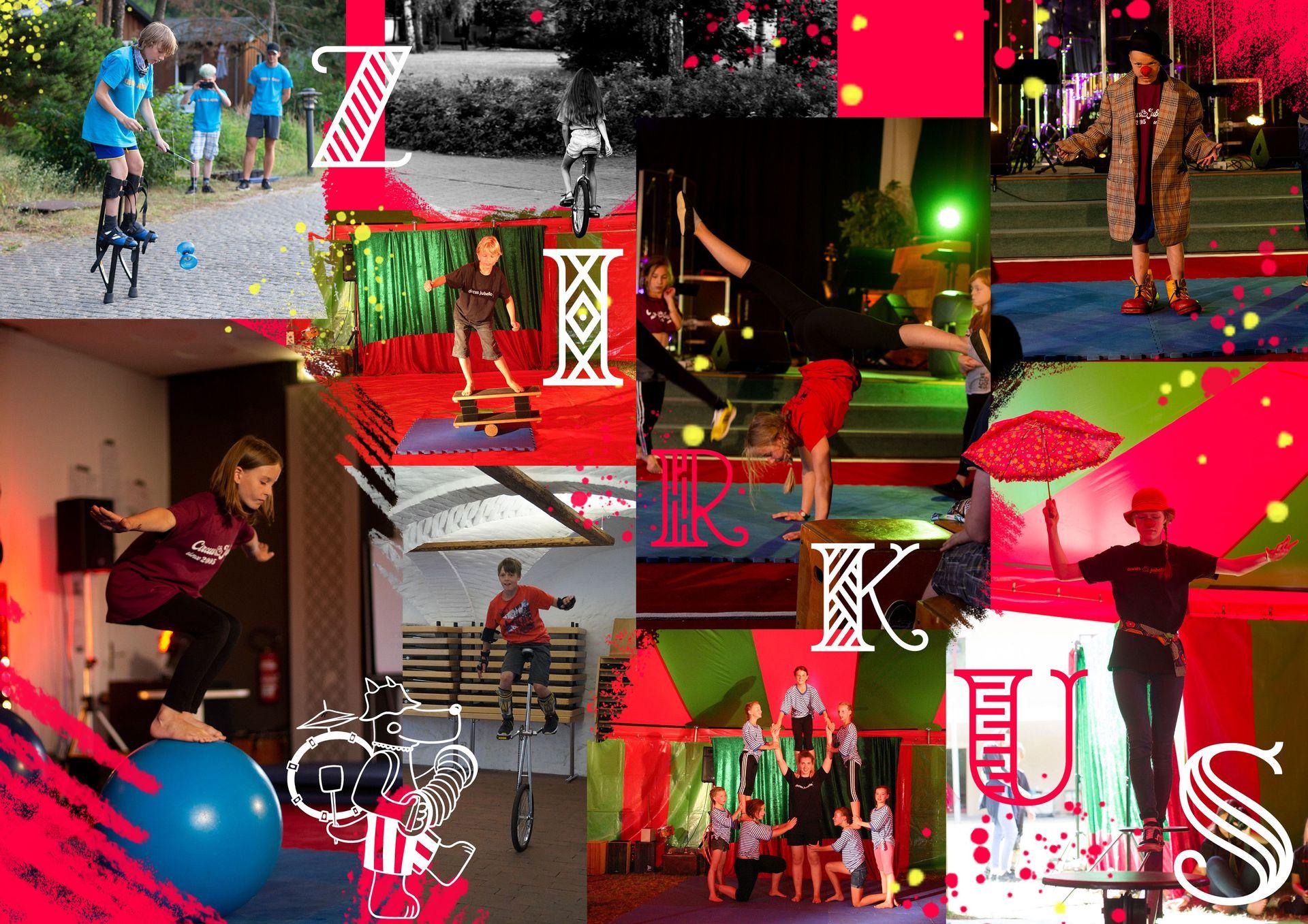 Circus Jubello - Wir hoffen das Zirkuslager 2021