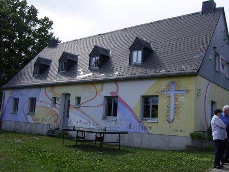 """Haus """"Wiesenburg"""" in Weischlitz - Haus Wiesenburg"""