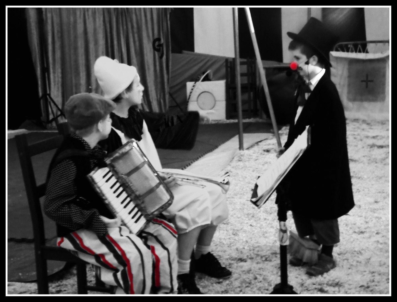 Der Kinder- und Jugendzirkus Jubello - Circus