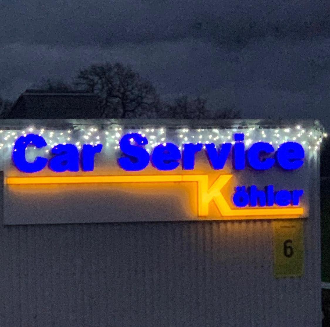 Aktuell   Car Service Köhler