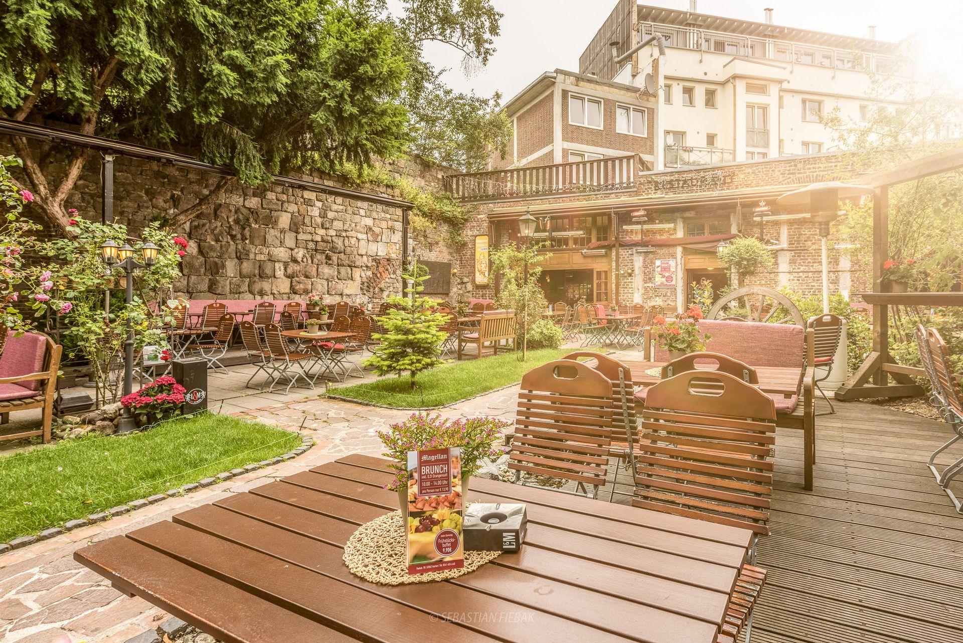 Magellan - Restaurant, Café & Cocktailbar -