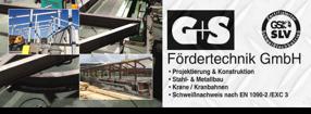 Termine | G + S Fördertechnik GmbH