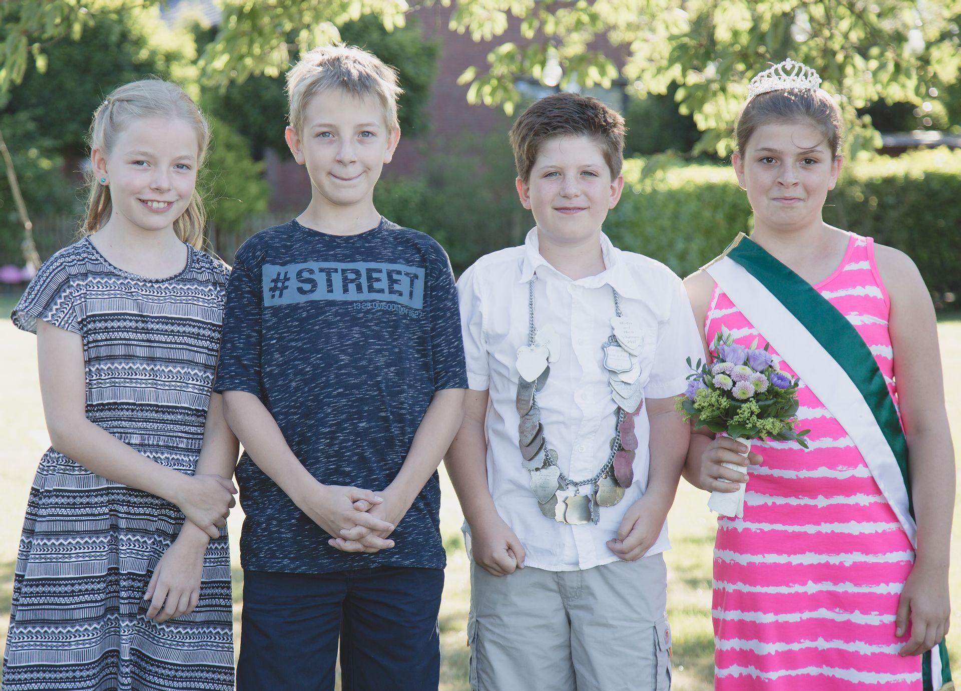 Unsere Kinderkönige