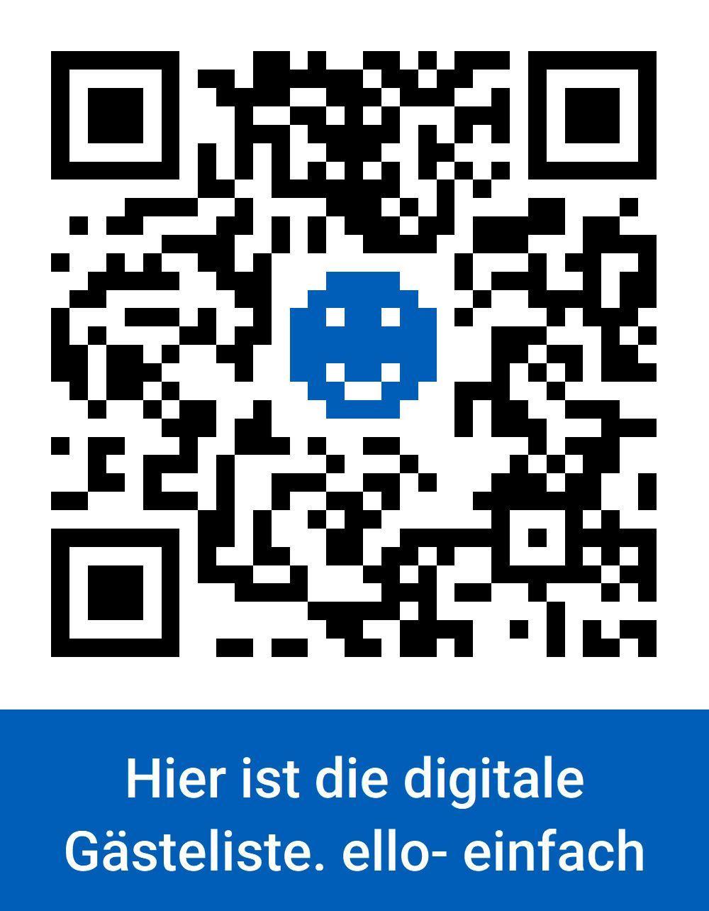 Herzlich willkommen! - Digitale Gästeliste