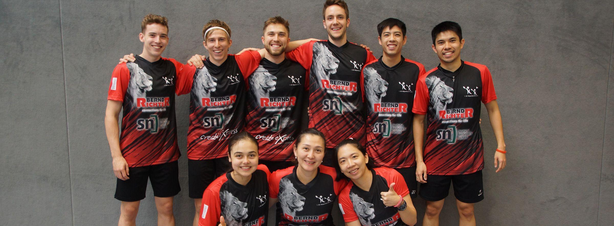 Badminton | 1. BC Wipperfeld 2011 e.V.