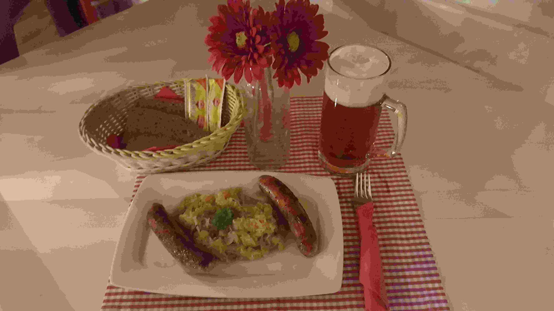 Speisekarte   Heberbräu