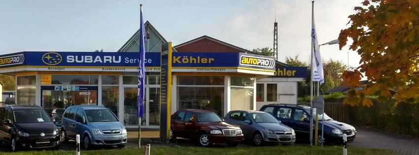 Autohaus Köhler - Home | Autohaus Köhler