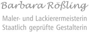 Willkommen! | RB Barbara Rößling