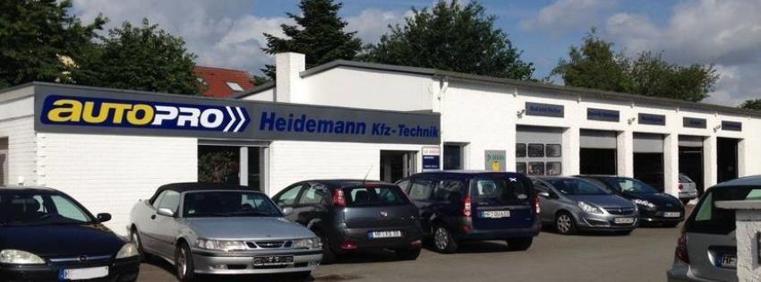 Unsere Leistungen | Heidemann Kfz-Technik