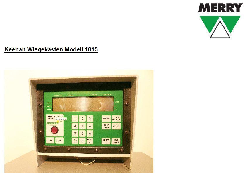 Keenan Wiegekasten Modell 1015 | MERRY