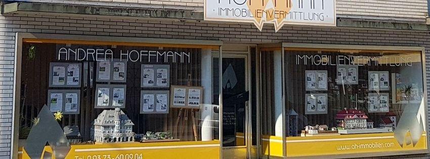 Smartphone AppAndrea Hoffmann Immobilien gibt es