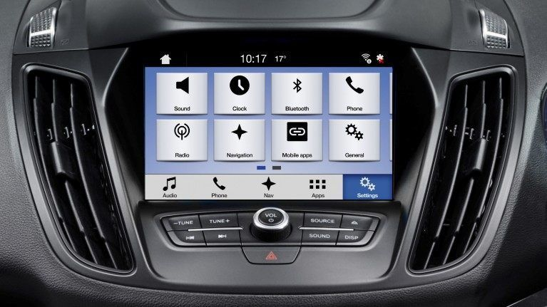FORD SYNC 3 mit AppLink & Touchscreen