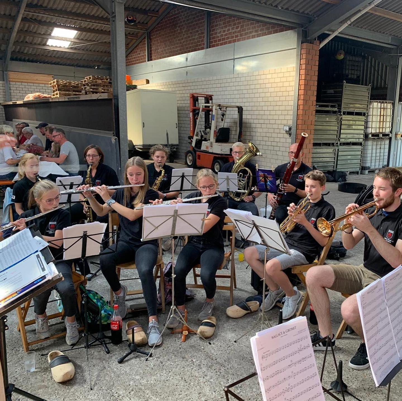 Musikverein Wessum e.V. in Bildern