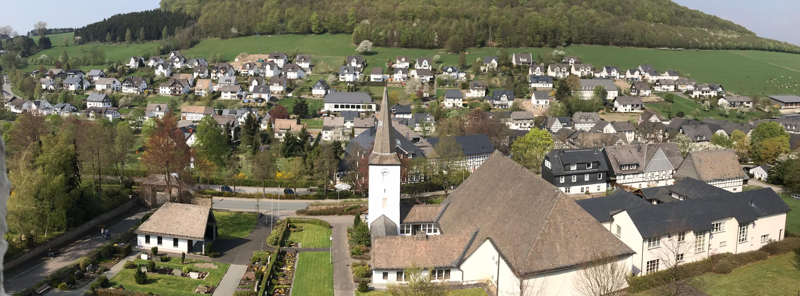 Pfarrgemeinde St. Georg Grafschaft